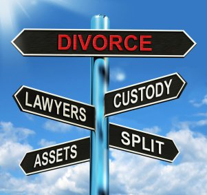 Divorce Settlement in Owings Mills